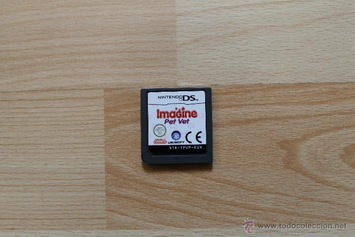 Videojuegos y Consolas: IMAGINA SER VETERINARIA JUEGO NINTENDO DS EDICIÓN ESPAÑOLA - Foto 6 - 41156764