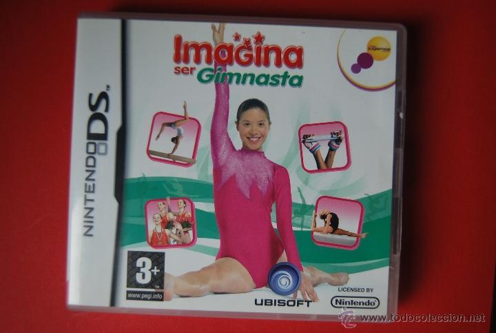 NINTENDO DS IMAGINA SER GIMNASTA (Juguetes - Videojuegos y Consolas - Nintendo - DS)