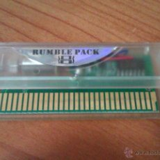 Videojuegos y Consolas: RUMBLE PACK PARA NINTENDO DS VERSION TRANSPARENTE. Lote 44833851