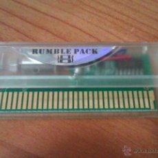 Videojuegos y Consolas: RUMBLE PACK PARA NINTENDO DS VERSION TRANSPARENTE. Lote 44833851