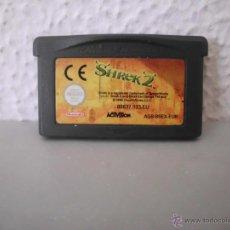 Videojuegos y Consolas: JUEGO DE NINTENDO GAMEBOY ADVANCE SHREK 2 GAME BOY. Lote 46694093
