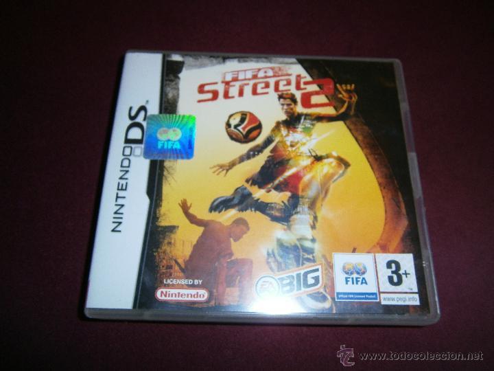 FIFA STREET 2 - NINTENDO DS. (Juguetes - Videojuegos y Consolas - Nintendo - DS)