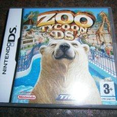 Videojuegos y Consolas: VIDEOJUEGO - ZOO TYCOON - NINTENDO DS.. Lote 47669654