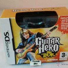 Videojuegos y Consolas: GUITAR HERO NINTENDO DS ON TOUR. Lote 100743622