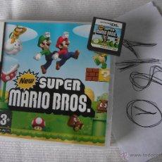 Videojuegos y Consolas: JUEGO NINTENDO DS - SUPER MARIO BROS. Lote 48577390