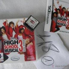 Videojuegos y Consolas: JUEGO NINTENDO DS - DISNEY HIGH SCHOOL MUSICAL 3. Lote 48577419
