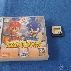 Videojuegos y Consolas: MARIO & SONIC EN LOS JUEGOS OLIMPICOS. Lote 49223662