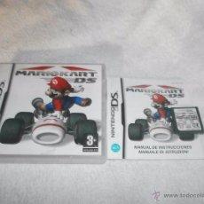 Videojuegos y Consolas: MARIO KART PARA NINTENDO DS. Lote 50089566