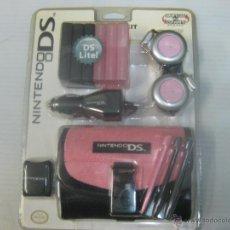 Videojuegos y Consolas: PACK DS LITE ,ROSA NINTENDO. Lote 50112227