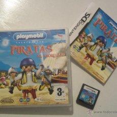 Videojuegos y Consolas: PIRATAS AL ABORDAJE NDS. Lote 54269017