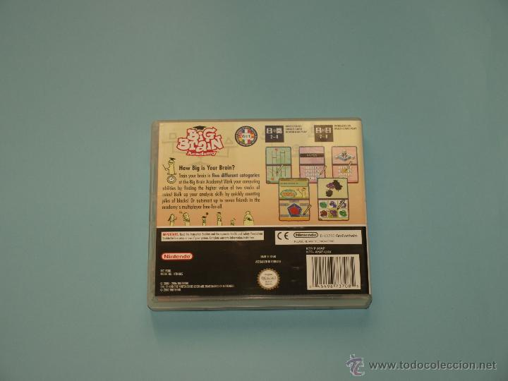 Videojuegos y Consolas: Big Brain Academy para Nintendo DS - Foto 2 - 54979884