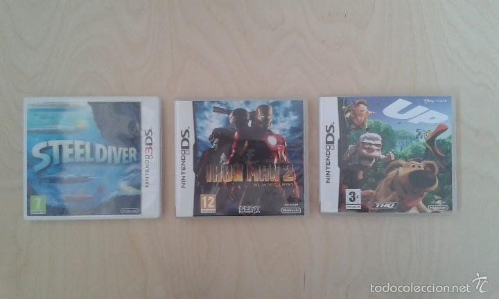3 Caratulas Vacias Sin Juego Nintendo Ds Comprar Videojuegos