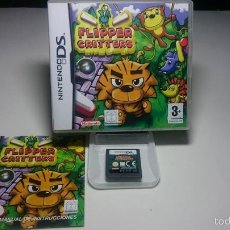 Videojuegos y Consolas: FLIPPER CRITTERS ( NINTENDO- 2DS-3DS- PAL- ESP). Lote 56046576