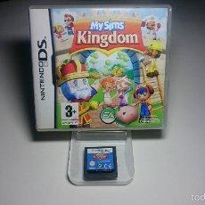 Videojuegos y Consolas: MYSIMS KINGDOM ( NINTENDO DS-2DS-3DS- PAL- ESP). Lote 57221729