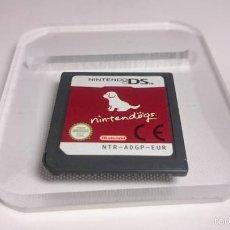 Videojuegos y Consolas: NINTENDOGS ( NINTENDO DS- 2DS-3DS- PAL- ESP) G1. Lote 57556060