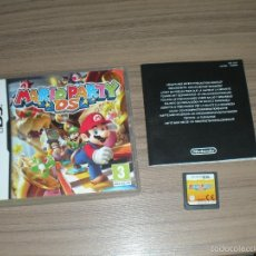 Videojuegos y Consolas: MARIO PARTY JUEGO NINTENDO DS PAL ESPAÑA CASTELLANO. Lote 109306923