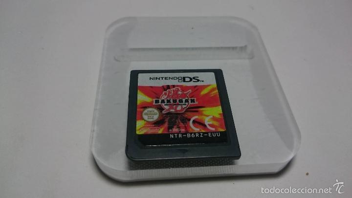 BAKUGAN ( NINTENDO- 2DS-3DS- PAL- ESP) JC (Juguetes - Videojuegos y Consolas - Nintendo - DS)