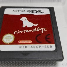 Videojuegos y Consolas: NINTENDOGS ( NINTENDO DS - 3DS). Lote 58093546