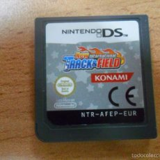 Videojuegos y Consolas: NEW INTERNATIONAL TRACK AND FIELD &- NINTENDO DS NDS - PAL ESP. Lote 58522971