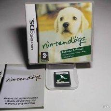 Videojuegos y Consolas: NINTENDOGS ( LABRADOR) ( NINTENDO DS- 2DS - 3DS). Lote 58635016