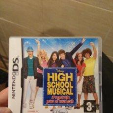 Videojuegos y Consolas: JUEGO NINTENDO DS - HIGH SCHOOL MUSICAL (S5). Lote 58650486