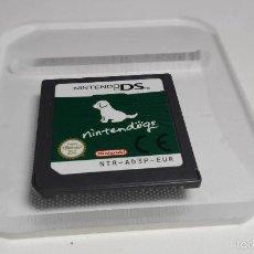 Videojuegos y Consolas: NINTENDOGS ( NINTENDO DS-2DS-3DS- PAL- ESP) G8. Lote 59507075
