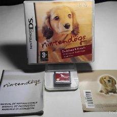 Videojuegos y Consolas: NINTENDOGS ( NINTENDO DS-2DS-3DS- PAL- ESP). Lote 59656855