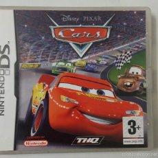 Videojuegos y Consolas: CARS. Lote 60081627