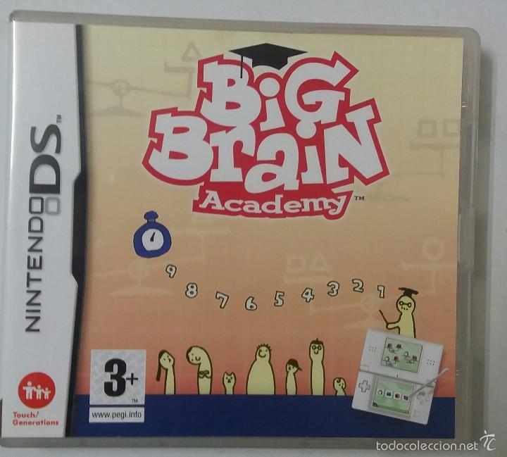 BIG BRAIN ACADEMY (Juguetes - Videojuegos y Consolas - Nintendo - DS)