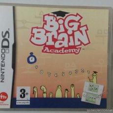 Videojuegos y Consolas: BIG BRAIN ACADEMY. Lote 60081879
