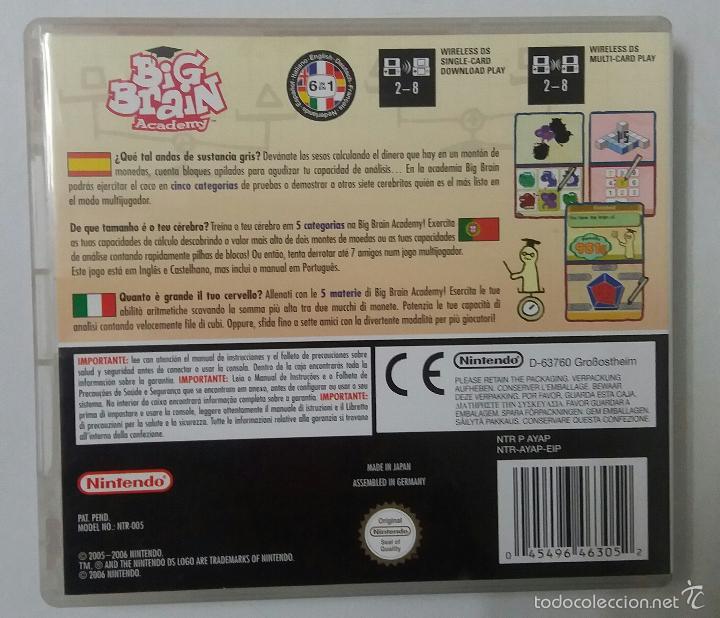 Videojuegos y Consolas: BIG BRAIN ACADEMY - Foto 2 - 60081879