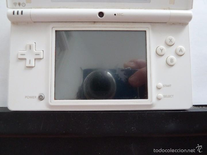 Videojuegos y Consolas: CONSOLA NINTENDO DSI BLANCA - Foto 8 - 60623427