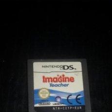 Videojuegos y Consolas: JUEGO NINTENDO DS IMAGINE TEACHER. Lote 57798056