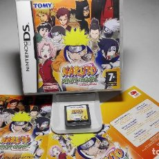 Videojuegos y Consolas: NARUTO NINJA COUNCIL ( NINTENDO DS- 2DS-3DS- PAL- ESP)M2. Lote 62556368