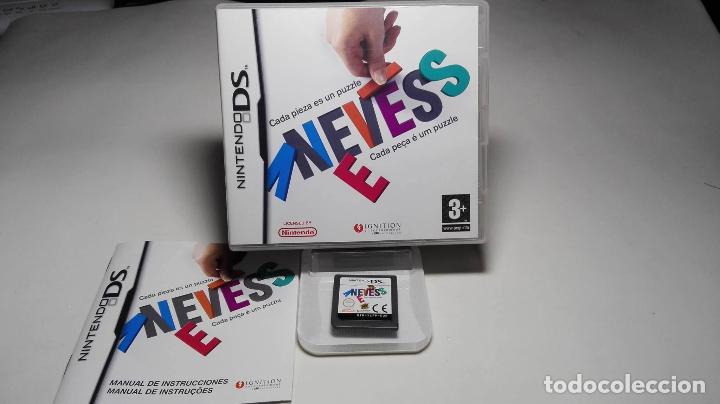 NEVES ( NINTENDO DS- 2DS-3DS- PAL- ESP)M2 (Juguetes - Videojuegos y Consolas - Nintendo - DS)