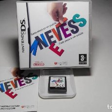 Videojuegos y Consolas: NEVES ( NINTENDO DS- 2DS-3DS- PAL- ESP)M2. Lote 62556732