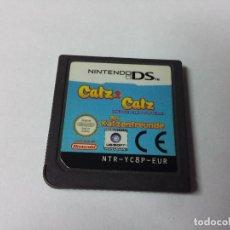 Videojuegos y Consolas: CATZ 2 CATZ NINTENDO DS. Lote 68067805