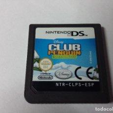 Videojuegos y Consolas: CLUB PENGUIN NINTENDO DS. Lote 68067893