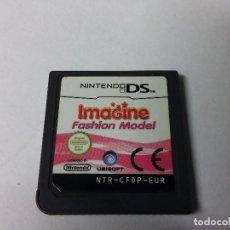Videojuegos y Consolas: IMAGINE FASHION MODEL NINTENDO DS. Lote 68067977