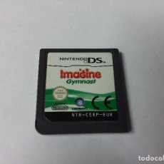 Videojuegos y Consolas: IMAGINE GYMNAST NINTENDO DS. Lote 68068009