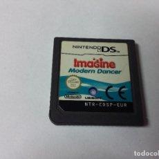 Videojuegos y Consolas: IMAGINE MODERN DANCER NINTENDO DS. Lote 68068105