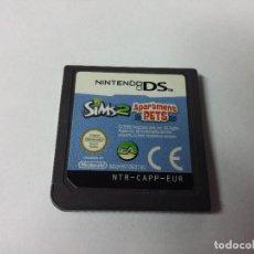 Videojuegos y Consolas: SIMS 2 APARTAMENT PETS NINTENDO DS. Lote 68068217
