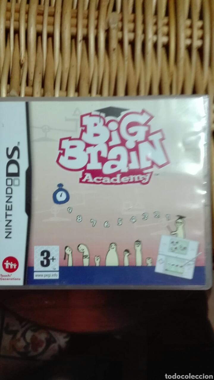BIG BRAIN ACADEMY NINTENDO DS (Juguetes - Videojuegos y Consolas - Nintendo - DS)
