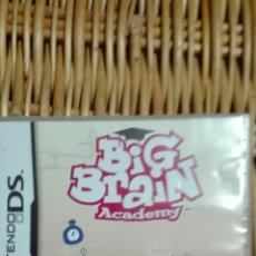 Videojuegos y Consolas: BIG BRAIN ACADEMY NINTENDO DS. Lote 68894147