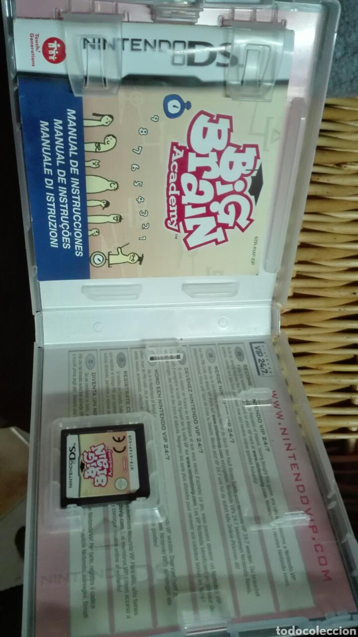 Videojuegos y Consolas: Big brain academy Nintendo ds - Foto 2 - 68894147