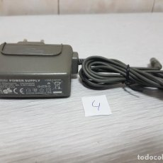 Videojuegos y Consolas: ADAPTADOR DE CORRIENTE ORIGINAL NINTENDO - POWER SUPPLY USG-002 (EUR) - (4). Lote 69923793