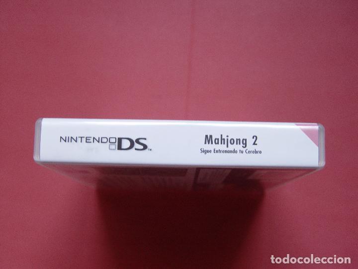 Videojuegos y Consolas: Juego Nintendo DS (MAHJONG 2) ¡Original! ¡Completo! - Foto 6 - 70489917