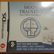 Videojuegos y Consolas: BRAIN TRAINING NINTENDO DS. Lote 113067942