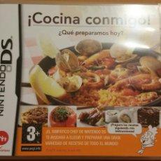 Videojuegos y Consolas: ¡COCINA CONMIGO! NINTENDO DS. Lote 73591275