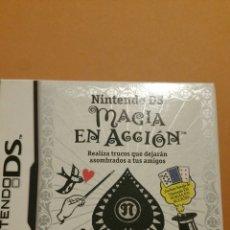 Videojuegos y Consolas: MAGIA EN ACCIÓN CON BARAJA. Lote 73592710